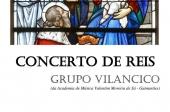 Sexta há Concerto de Reis na Igreja Nova