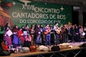 XXIX ENCONTRO DE CANTADORES DE REIS REALIZA-SE A 12 DE JANEIRO DE 2014