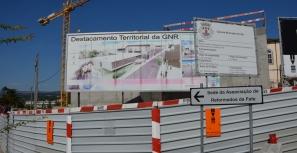 Novo quartel já não vai receber destacamento da GNR