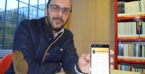 Marco Candeias elaborou projecto inédito: aprender cavaquinho pelo telemóvel