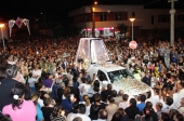 Senhora Peregrina recebida em Fafe por milhares