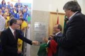 Centro Educativo Montelongo foi inaugurado