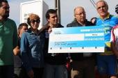 Valor total apurado de donativos a Marisa foi de 8209 euros