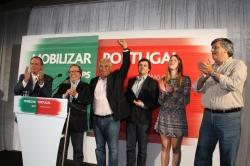 António Costa colhe apoios em Fafe