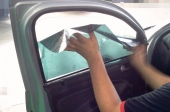 Autoridades atentas às películas dos vidros