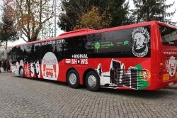 Teatro Bus assinala Dia Internacional pela Eliminação da Violência Contra a Mulher