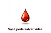 Dia 21 é dia de doar sangue