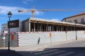 Obras do novo quartel da GNR a excelente ritmo